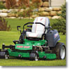 Bobcat mowing equipment
